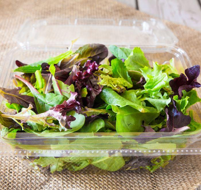salade mixte